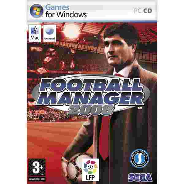 Скачать торрент Football Manager 2008 (2008). Скачивание бесплатно и без р